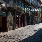 street porto shadows