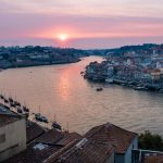 porto sunset river