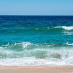 Aljezur Beach Waves Sunny